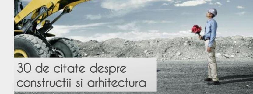 citate despre constructii 30 de citate despre constructii si arhitectura   InfoPardoseli citate despre constructii