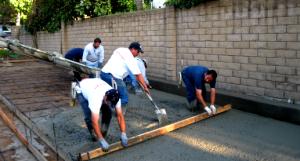7 greseli la pardoselile de beton