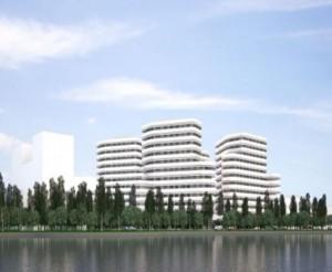Ansamblu de 300 apartamente Cluj 3