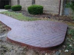 3 metode de a schimba culoarea la un beton amprentat