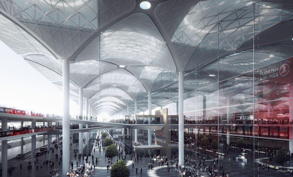 Istambul airport 1
