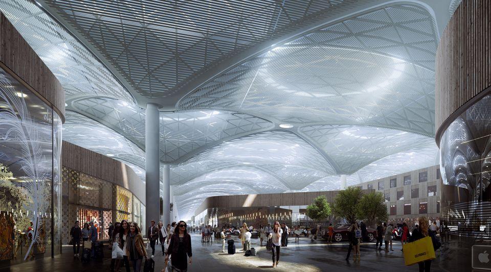 Istambul airport 3