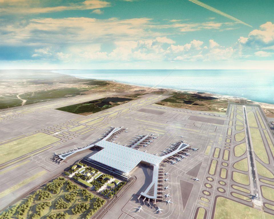 Istambul airport 4